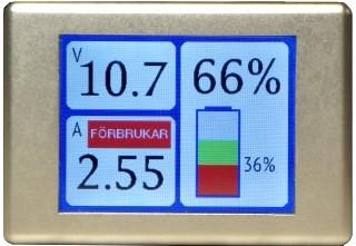 BM24TS Batteriövervakning